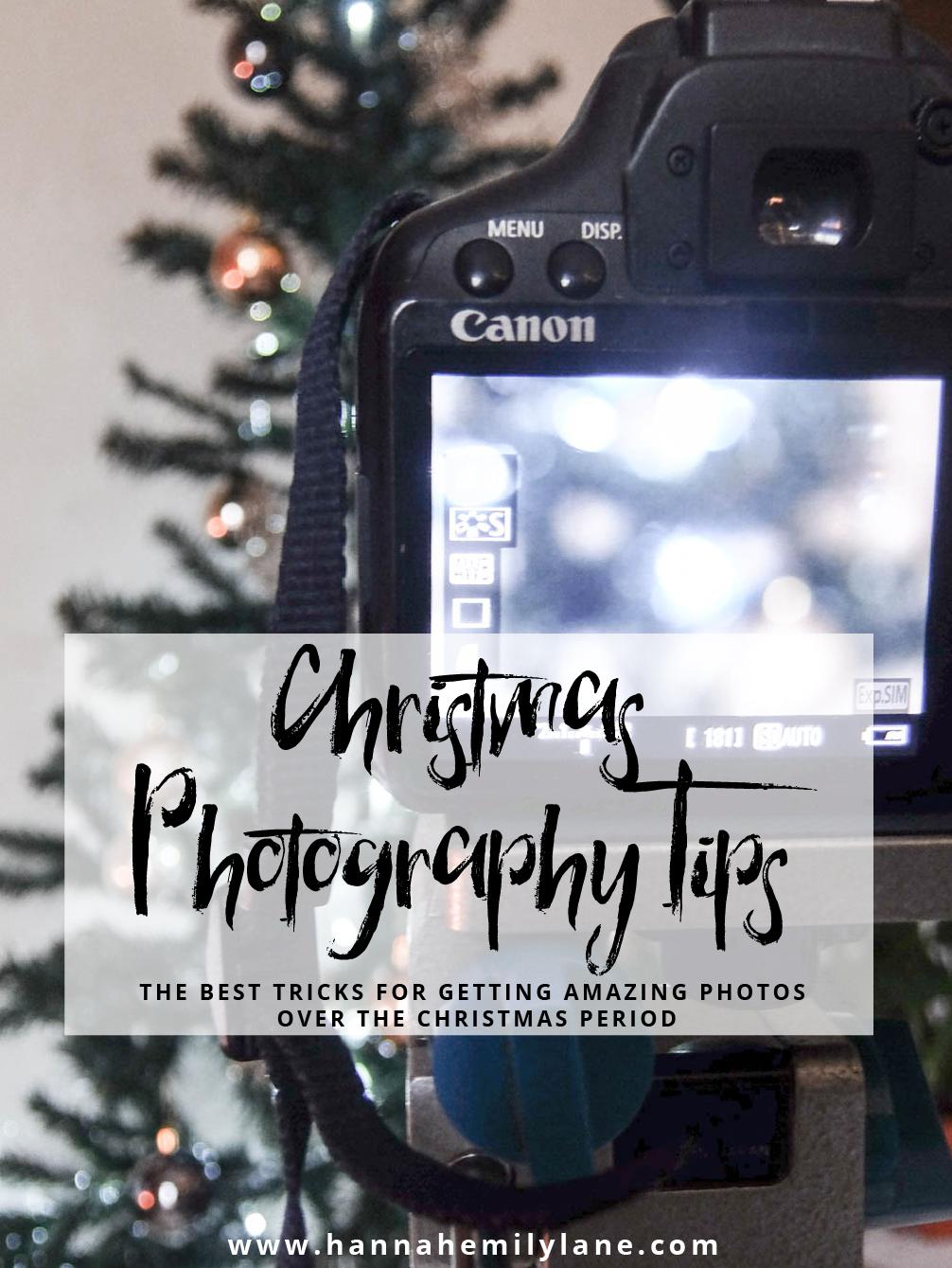 Christmas Photography Tips   www.hannahemilylane.com