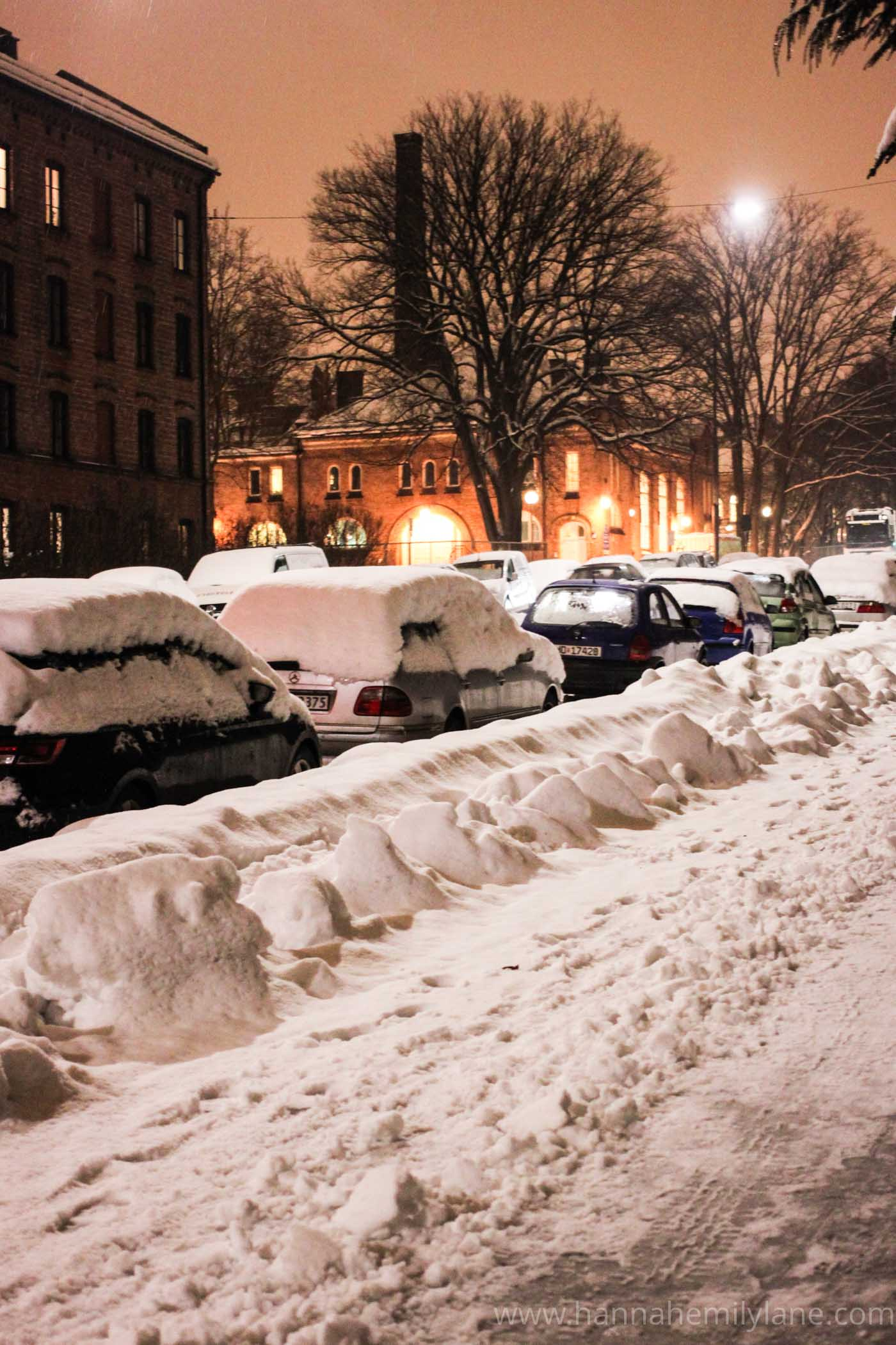 A Winter Break in Oslo, Norway | www.hannahemilylane.com