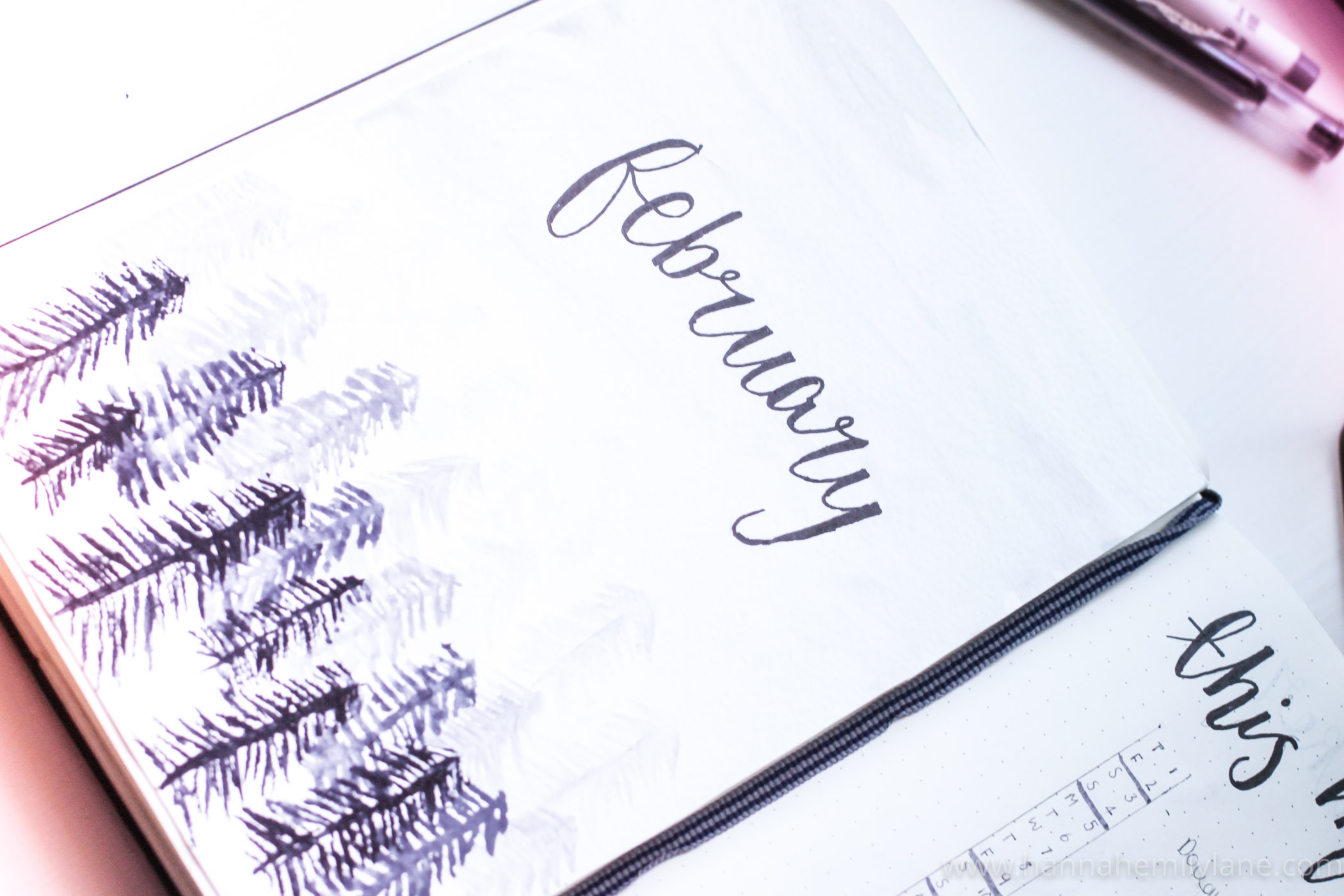50 Theme Ideas for your Bullet Journal  | www.hannahemilylane.com
