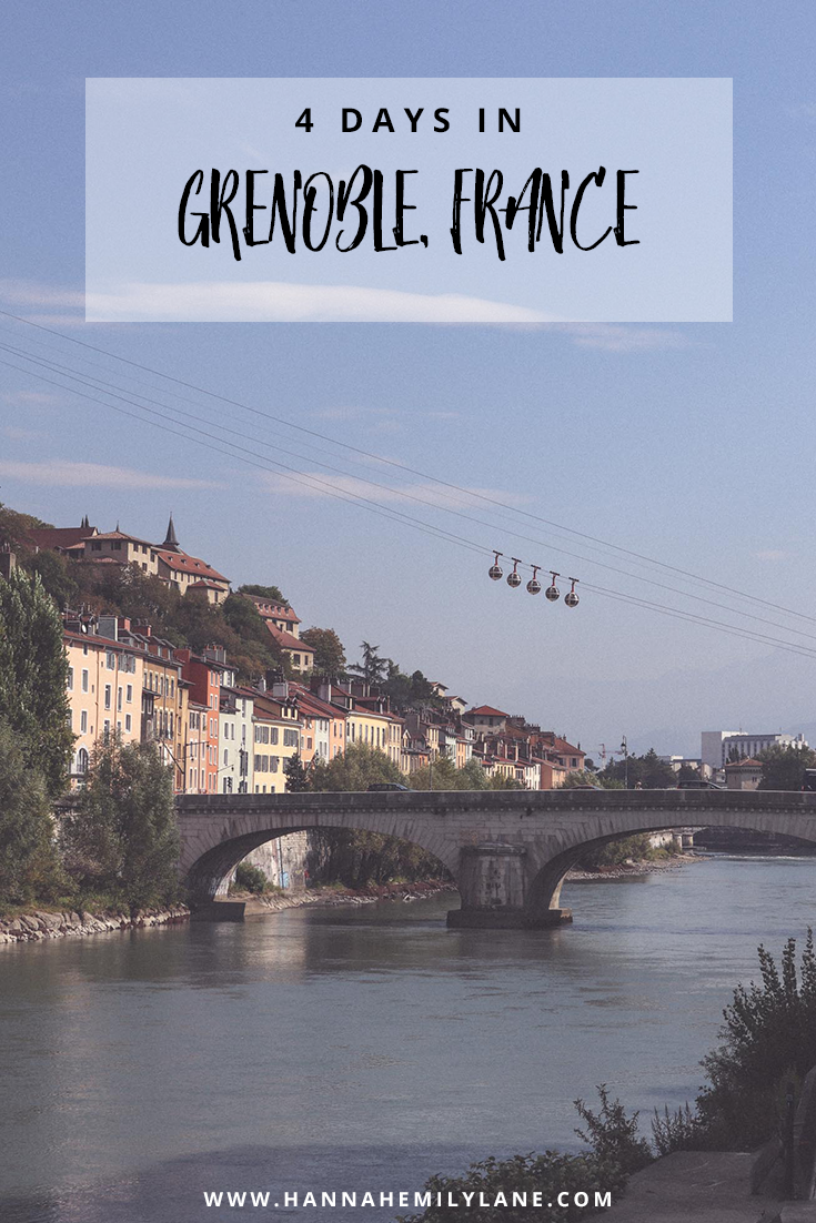 Grenoble in September | www.hannahemilylane.com