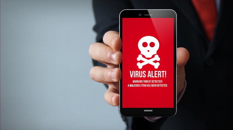 Pre-installed malware on Android devices