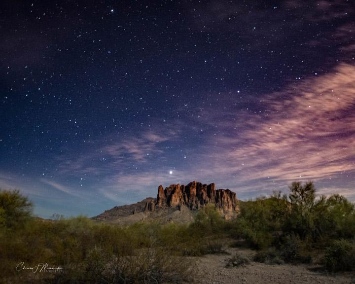 Superstition Mountains, Apache Junction, AZ