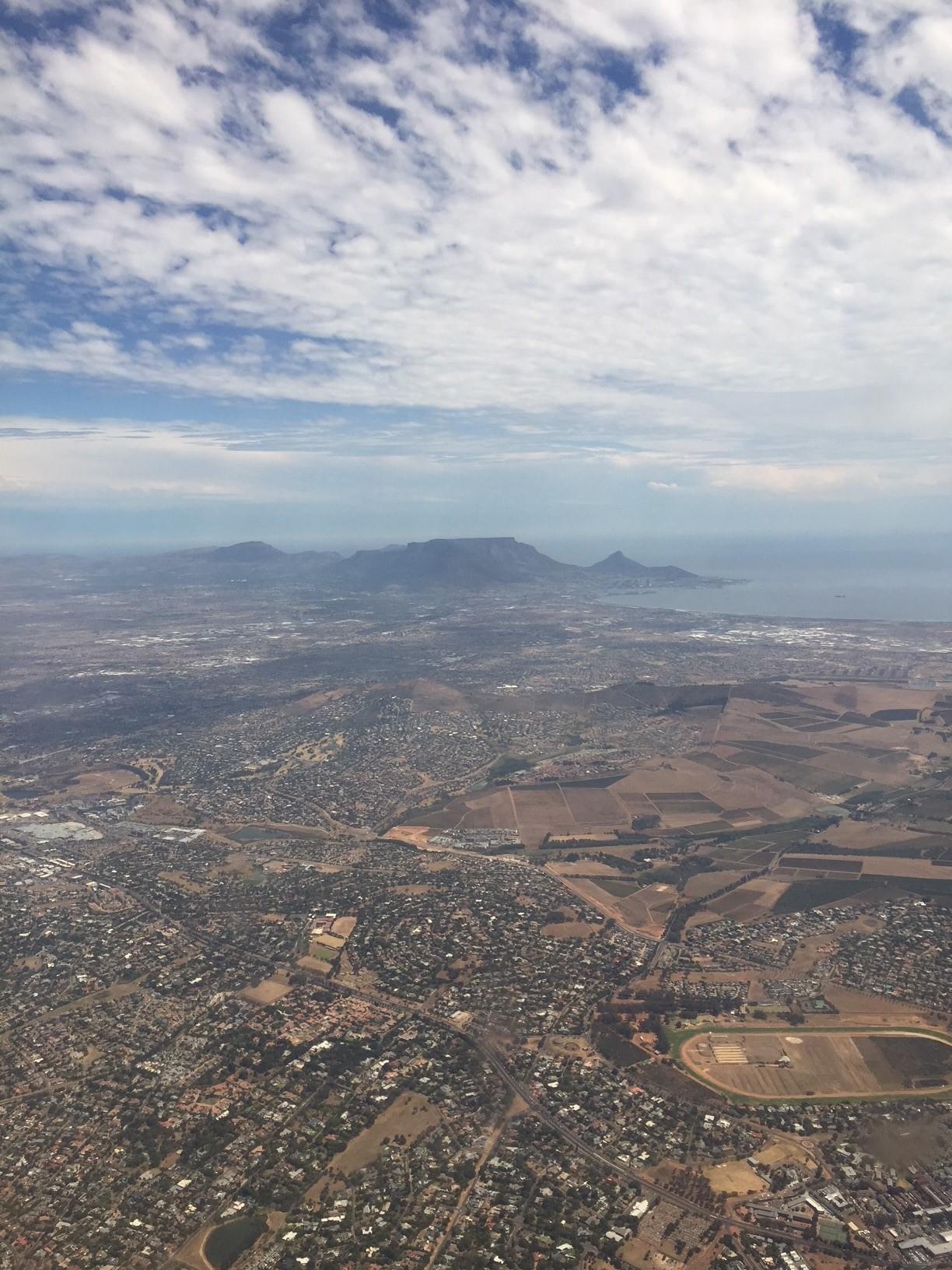Hi, Cape Town!