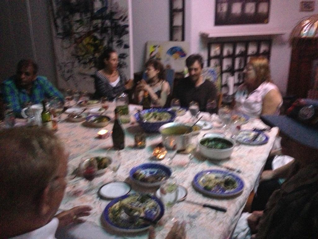 Peas on Earth Gala Dinner