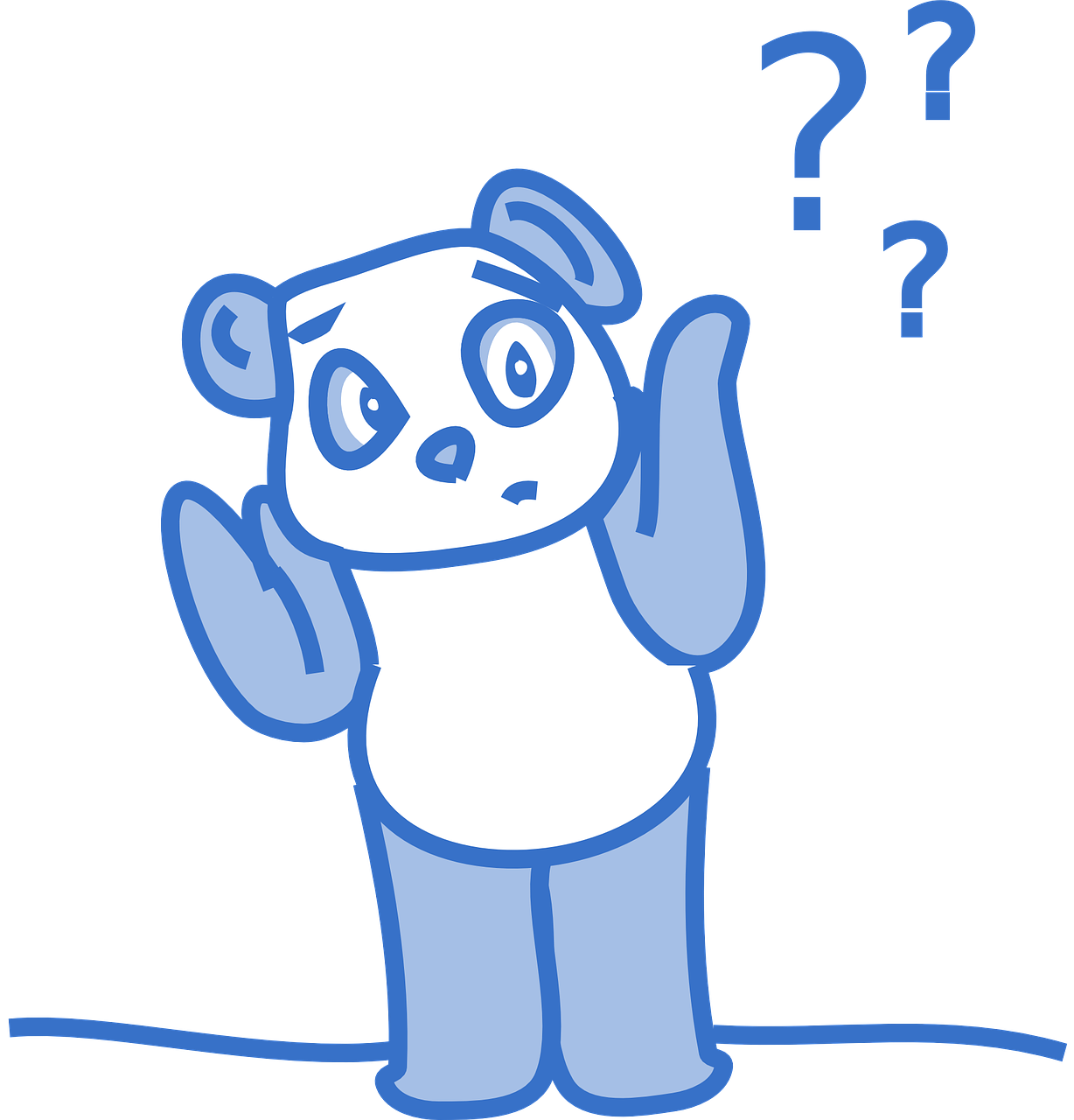 A confused panda. What do you mean we can't just run it on Borg?