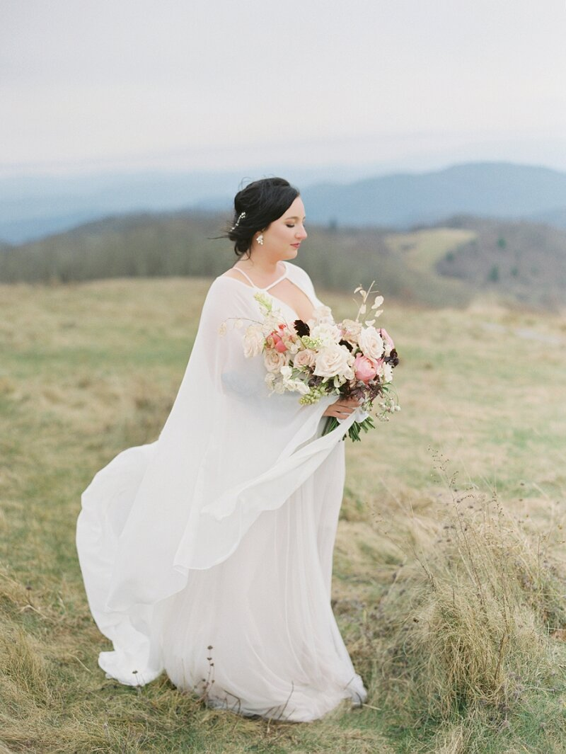 Max Patch Mountain Elopement