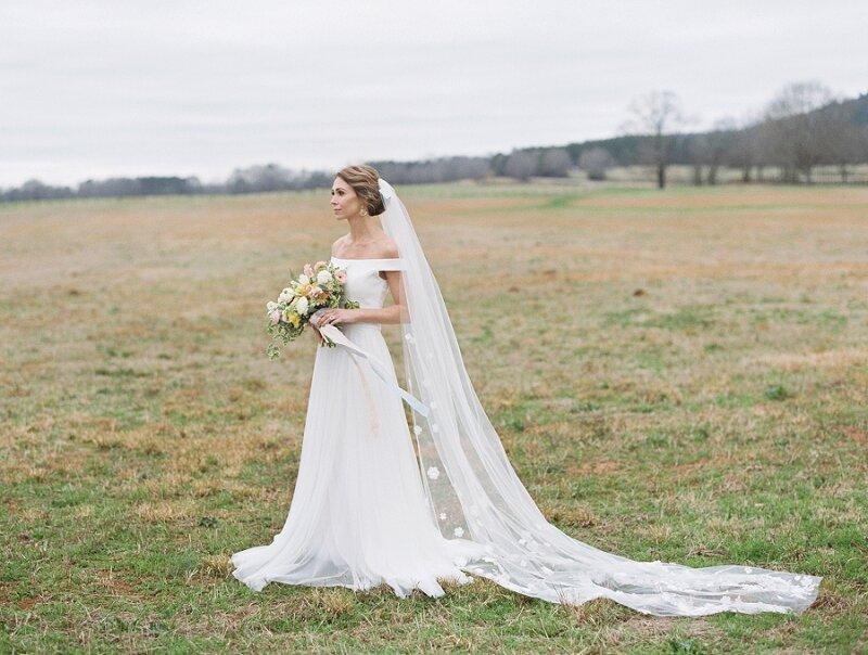 Bridal Portrait Wedding Day