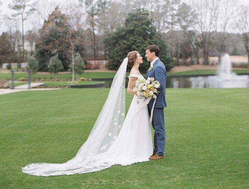 Pursell Farms Wedding Photographer