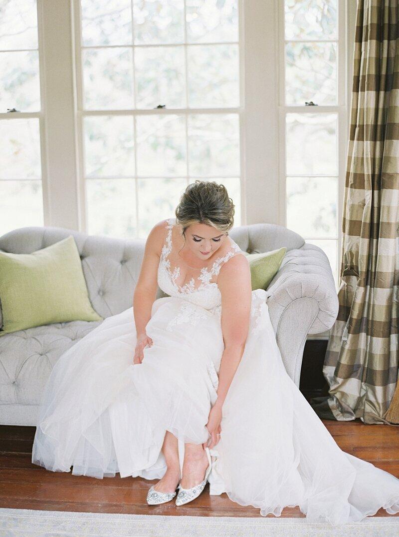 Bridal Portrait Vinewood
