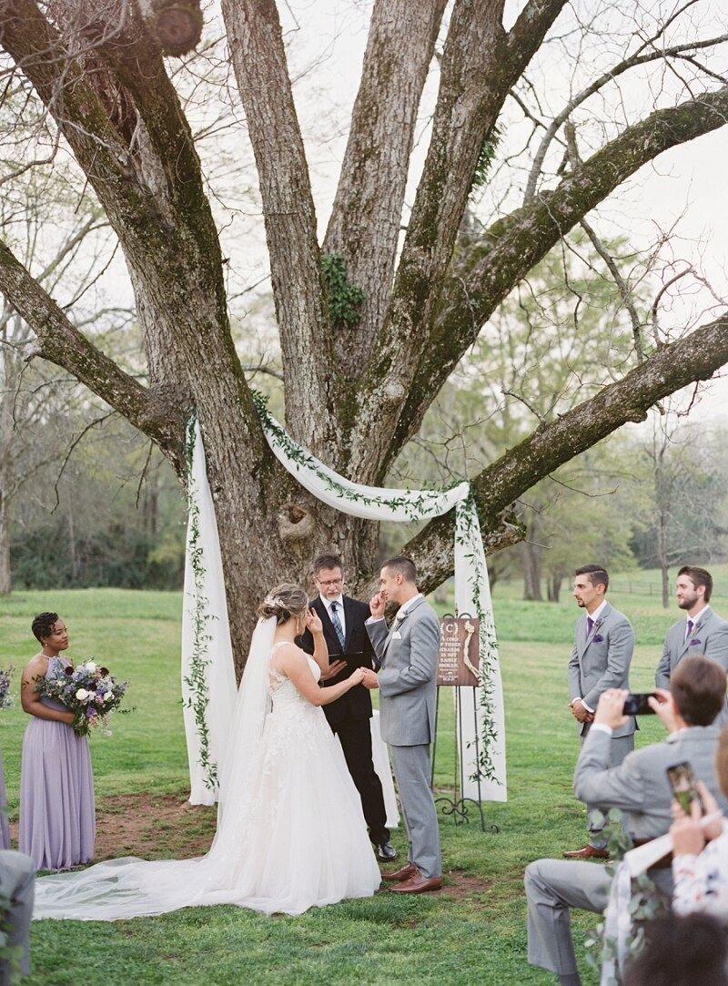 Atlanta Wedding Ceremony