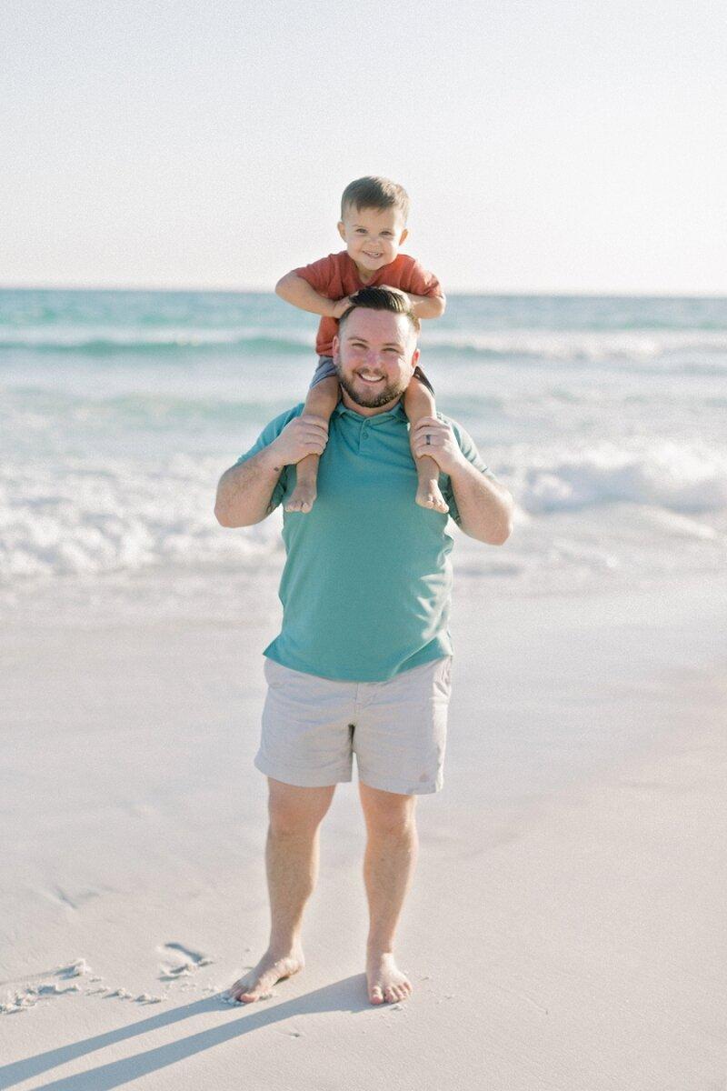 Seaside Family Photographer