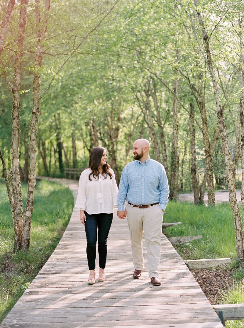 Engagement Session Serenbe