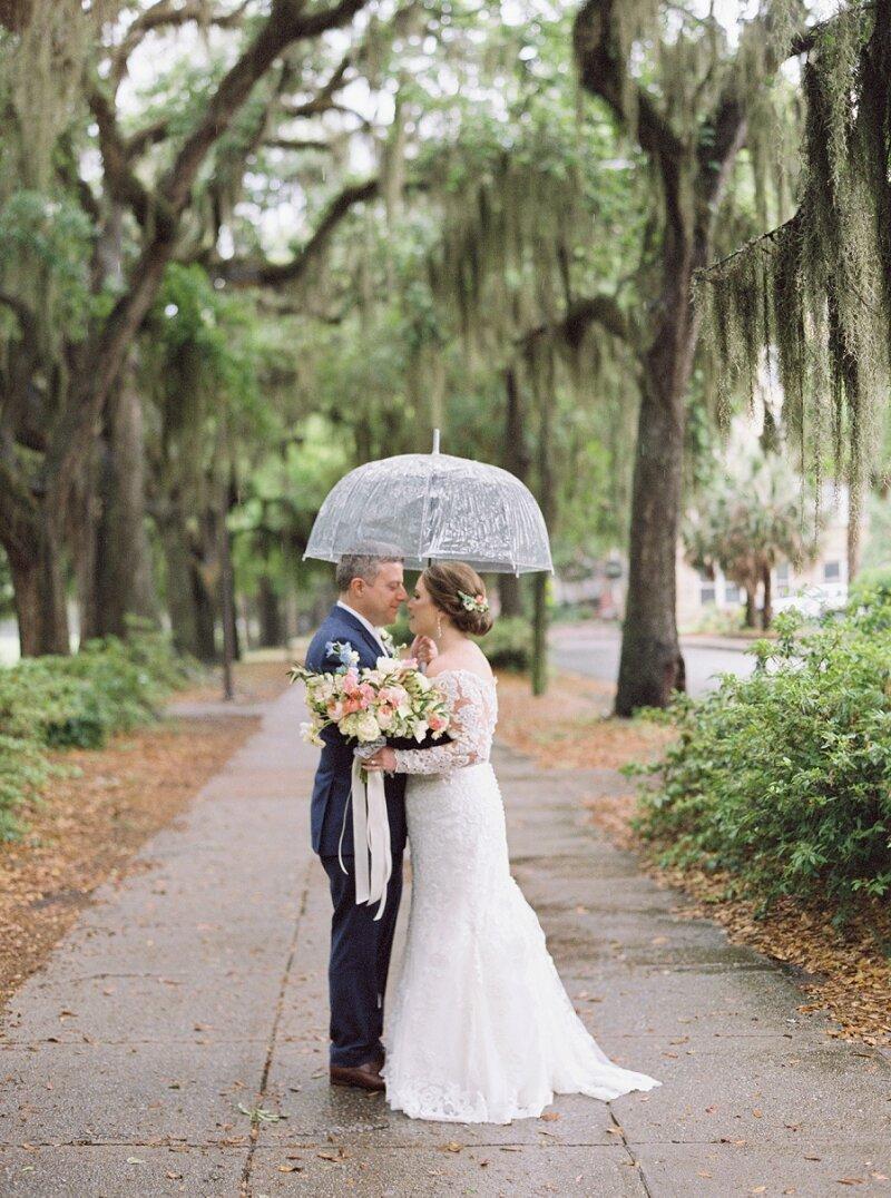 Forsyth Park Wedding Savannah