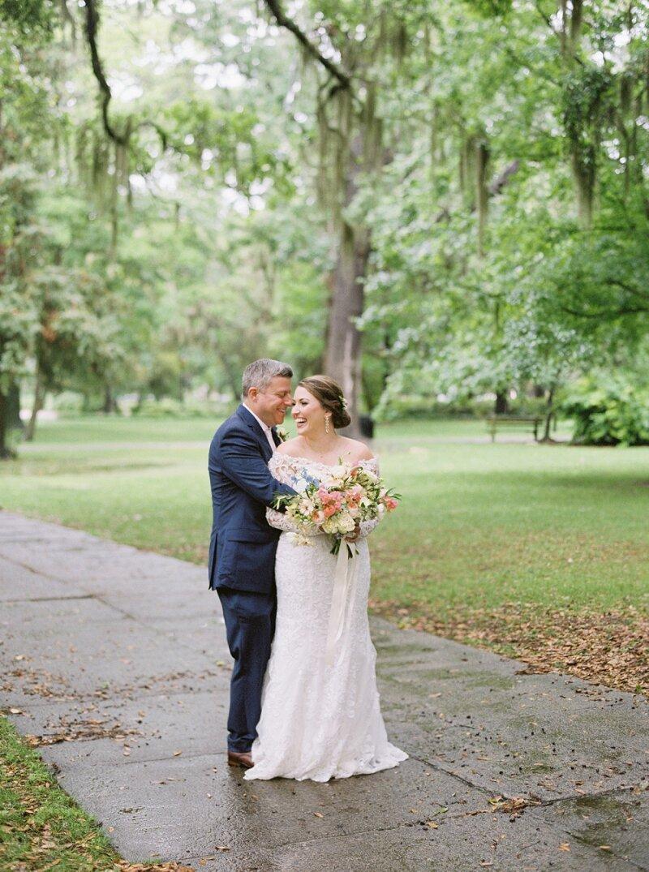 Forsyth Park Wedding Photographer