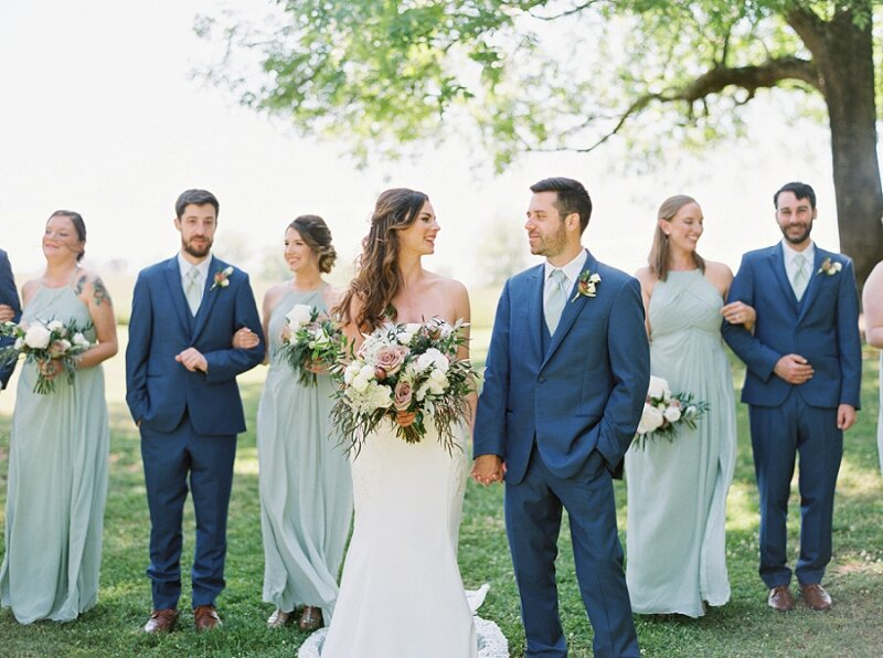 Bridal Party Murphy Lane