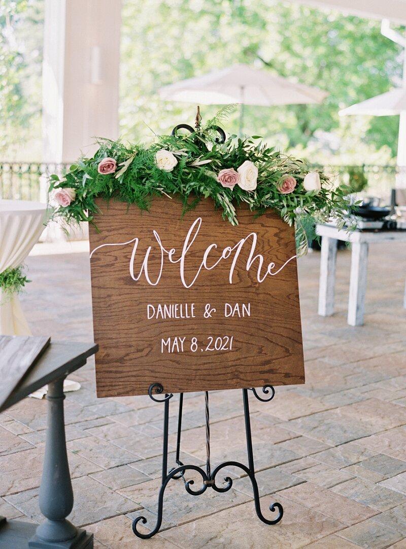 Wedding Signage Atlanta