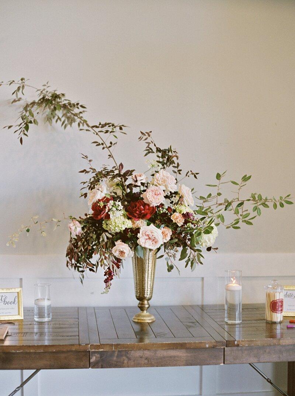 Virtu Floral Designs Wedding