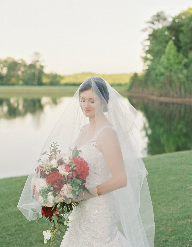 Fox Hall Wedding Georgia