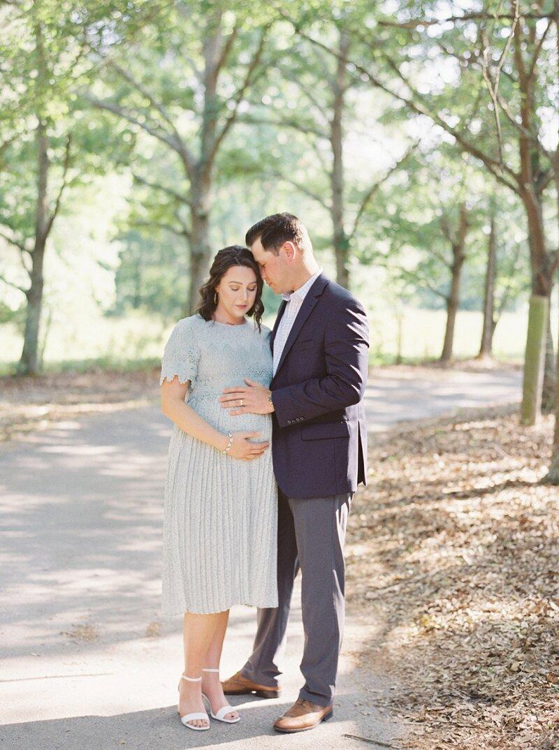 Film Maternity Photos