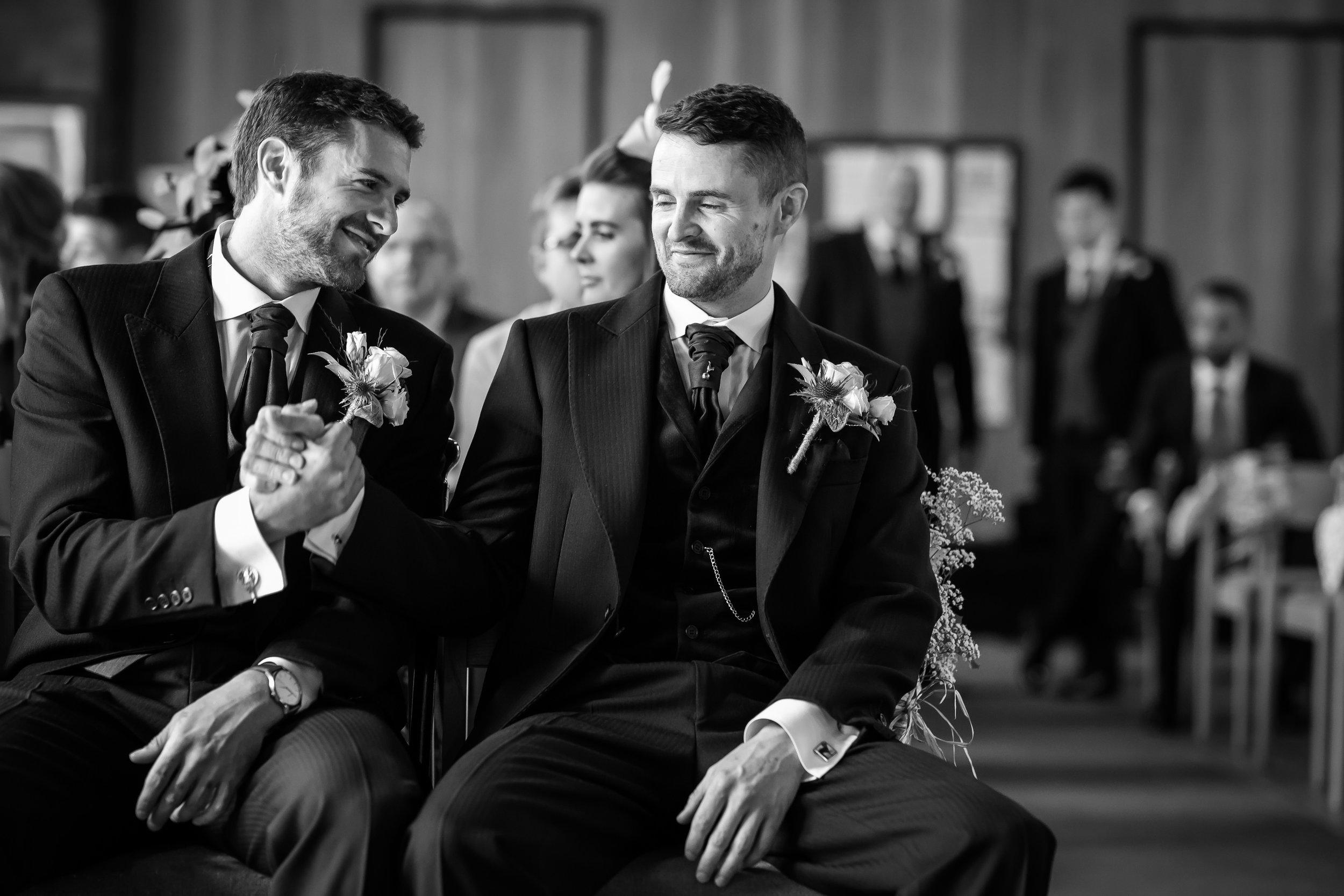 Oldham wedding photography best man