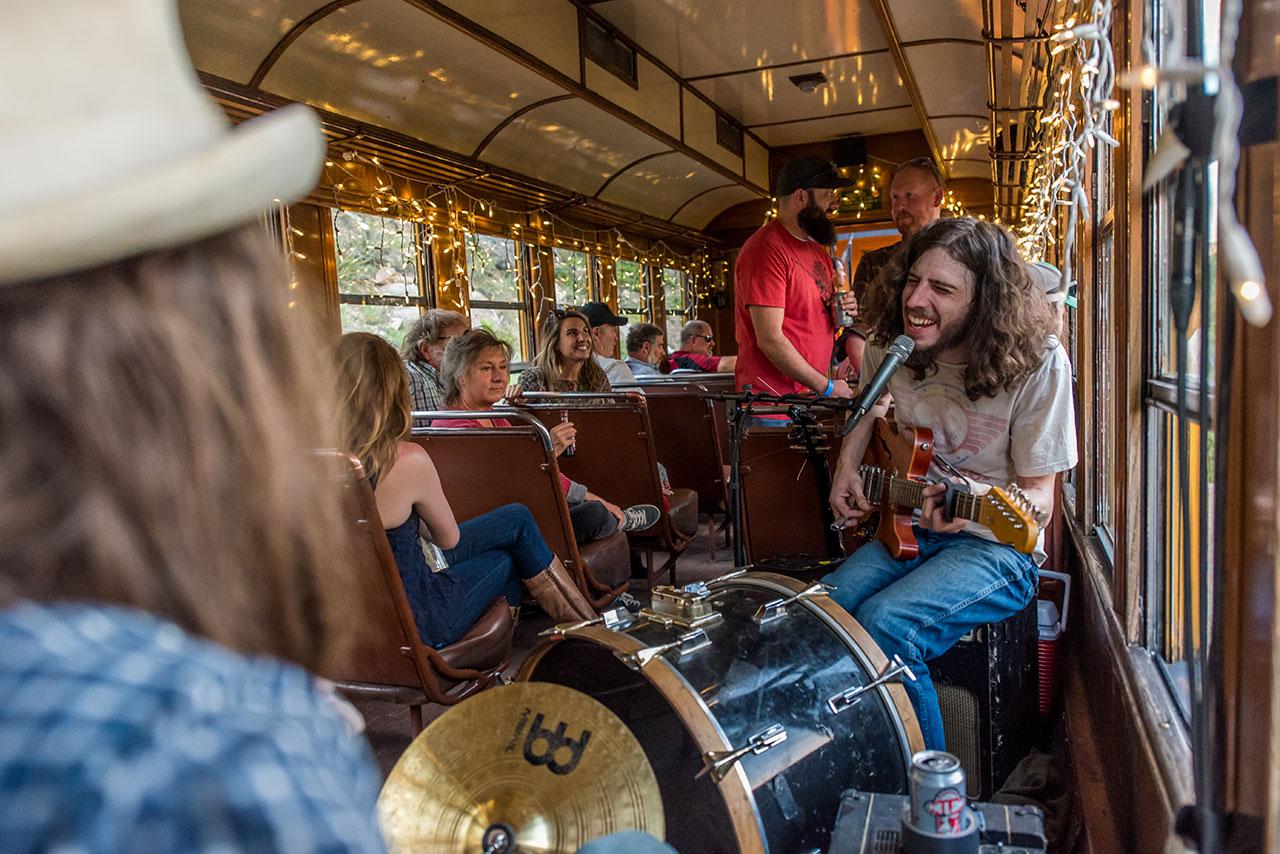 Durango Blues Train | August 16 & 17