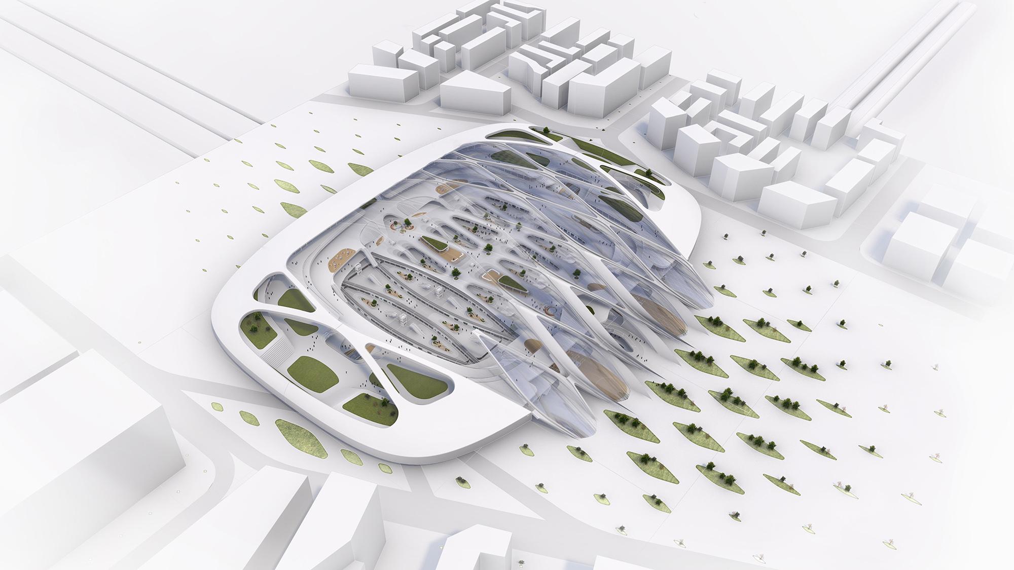 Multi-layered, modular, adaptive
