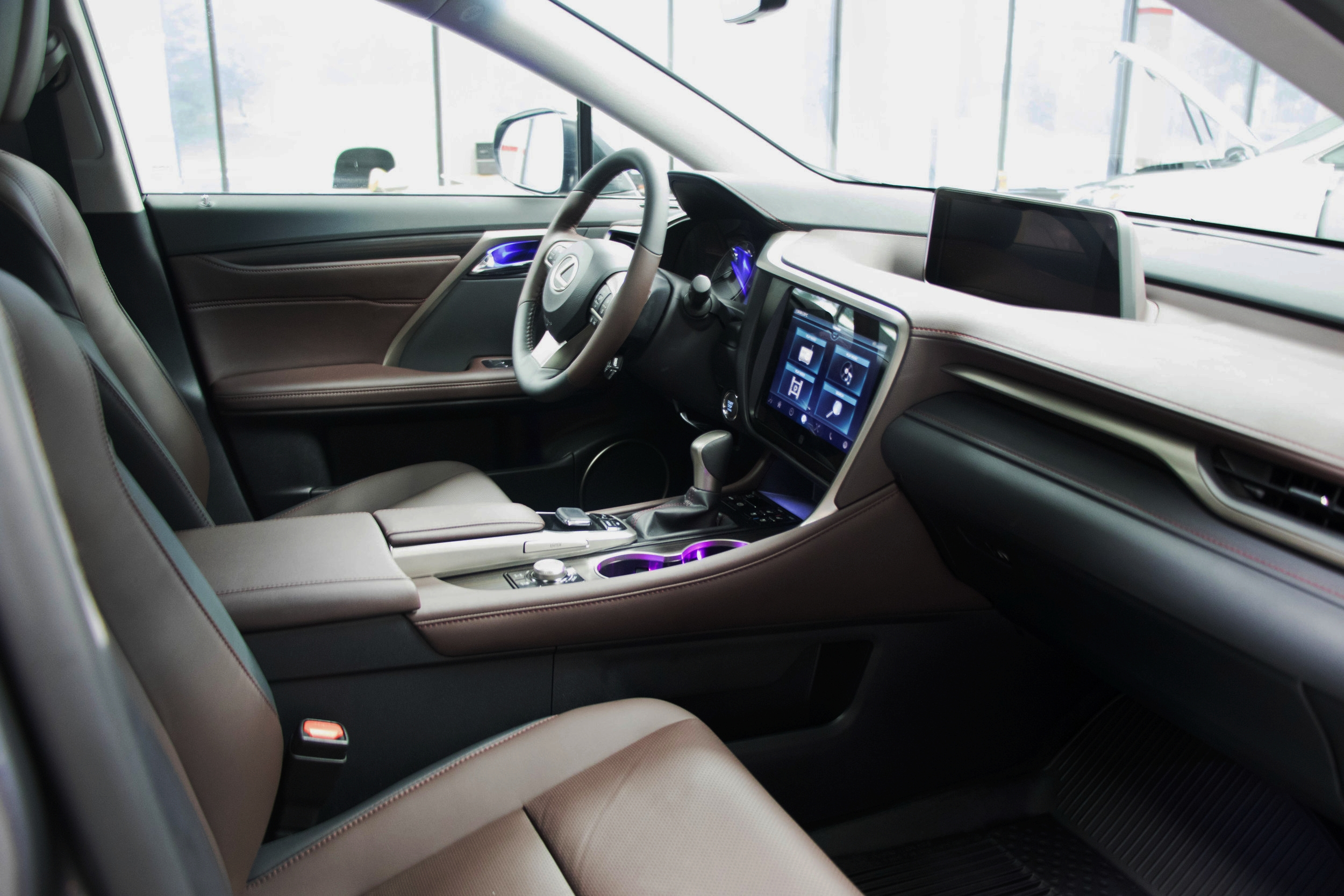 Lexus New Interior 01