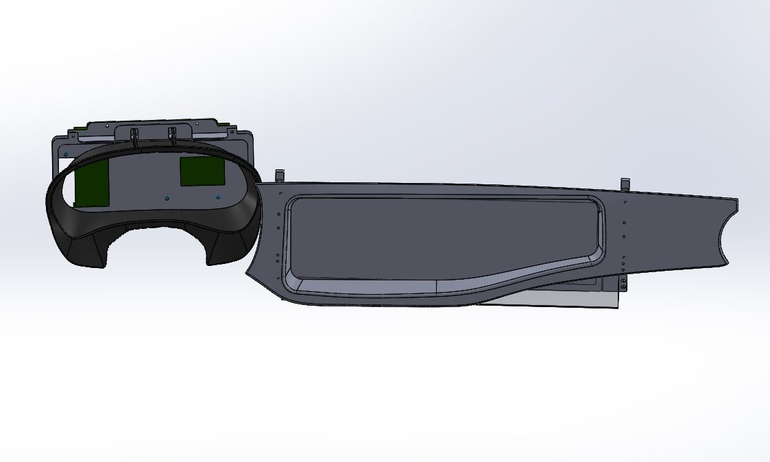 Mercedes Dash CAD 01