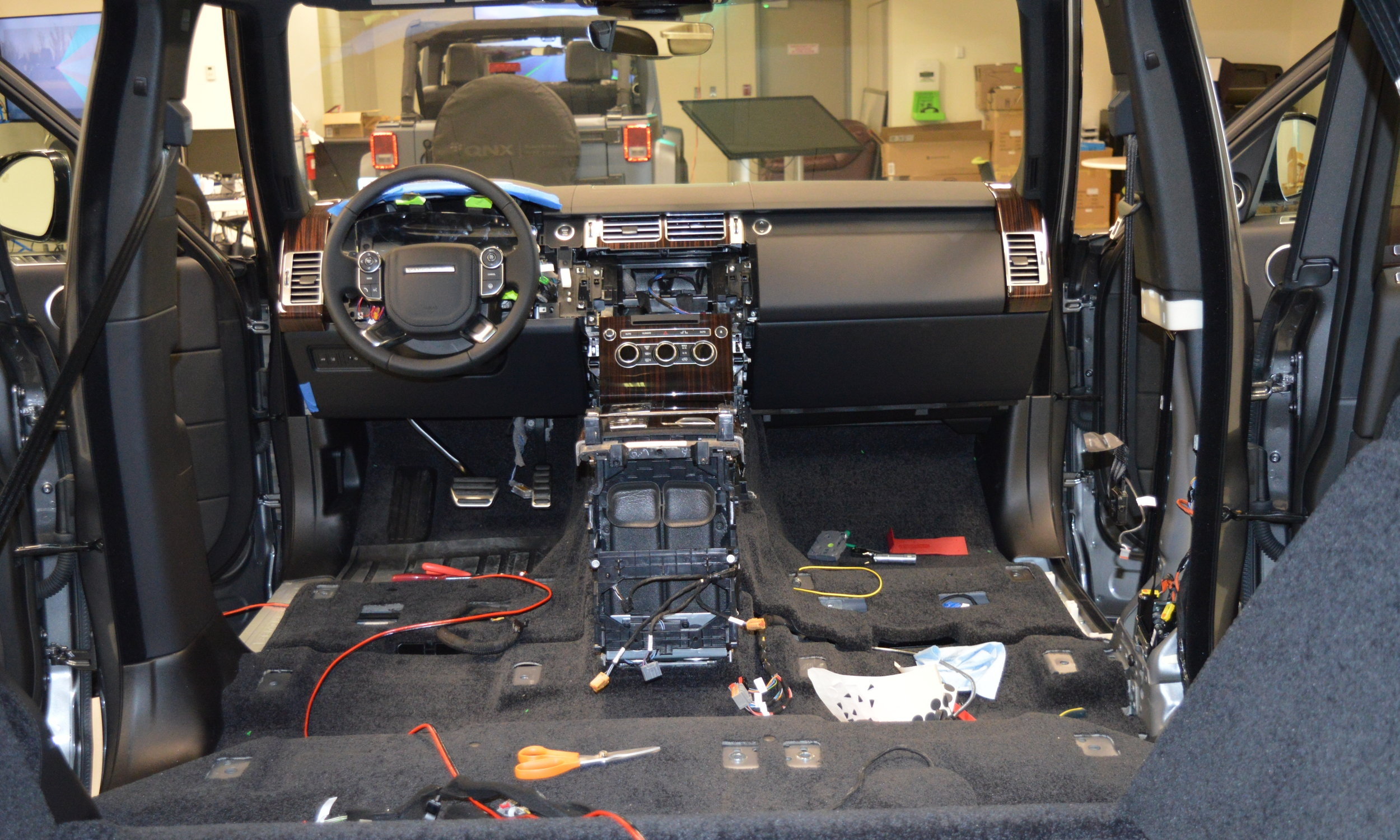 Trunk Disassembly 02