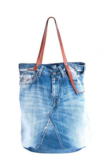 Le sac jean de Replay  - DIY  Upcycle idea