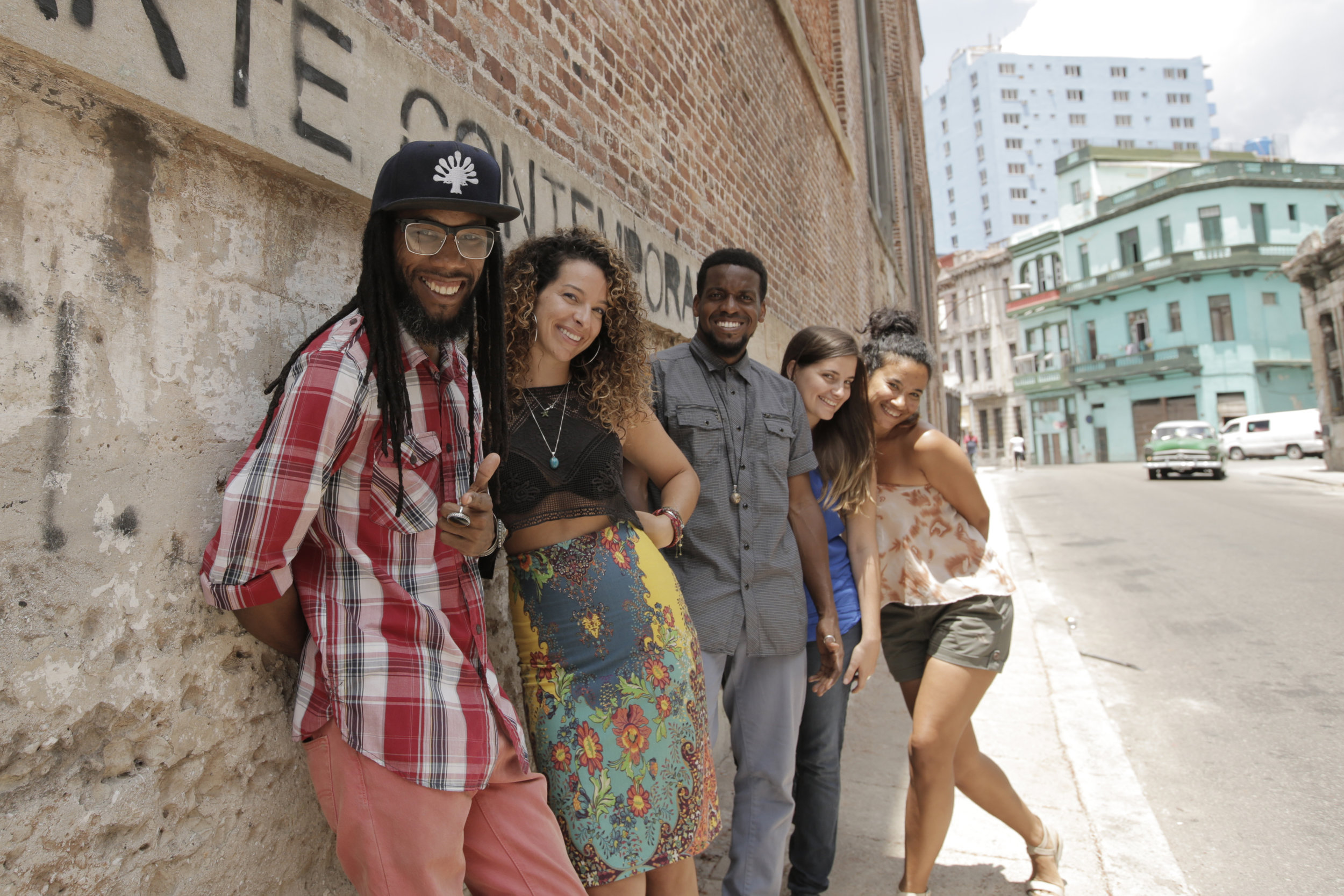 Guámpara   is one of only a few independent record labels in all of Cuba, and the only Afrocuban and woman-owned label.