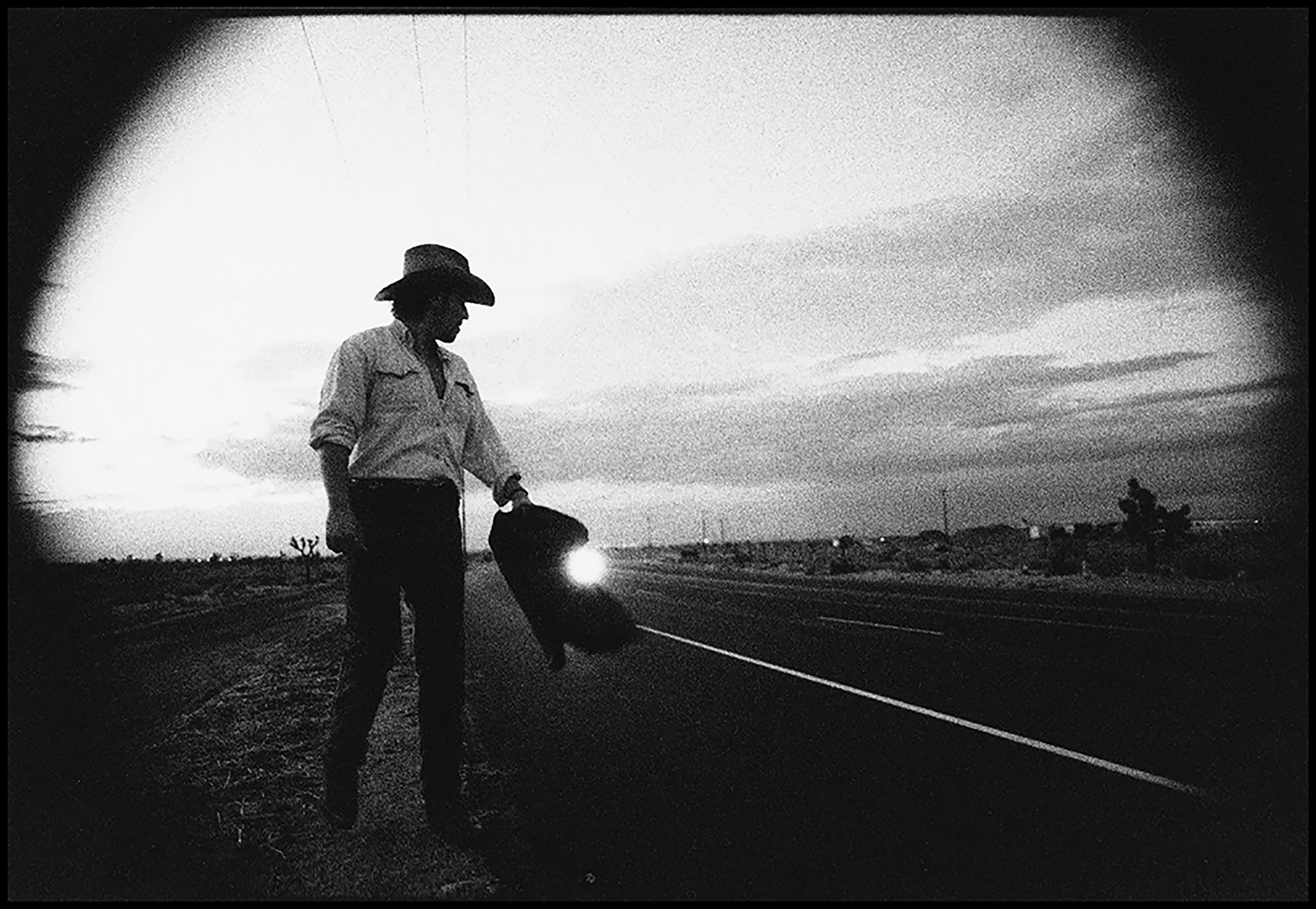 Bruce on Highway Must include Photo Credit Pamela Springsteen - small_80%1.jpg
