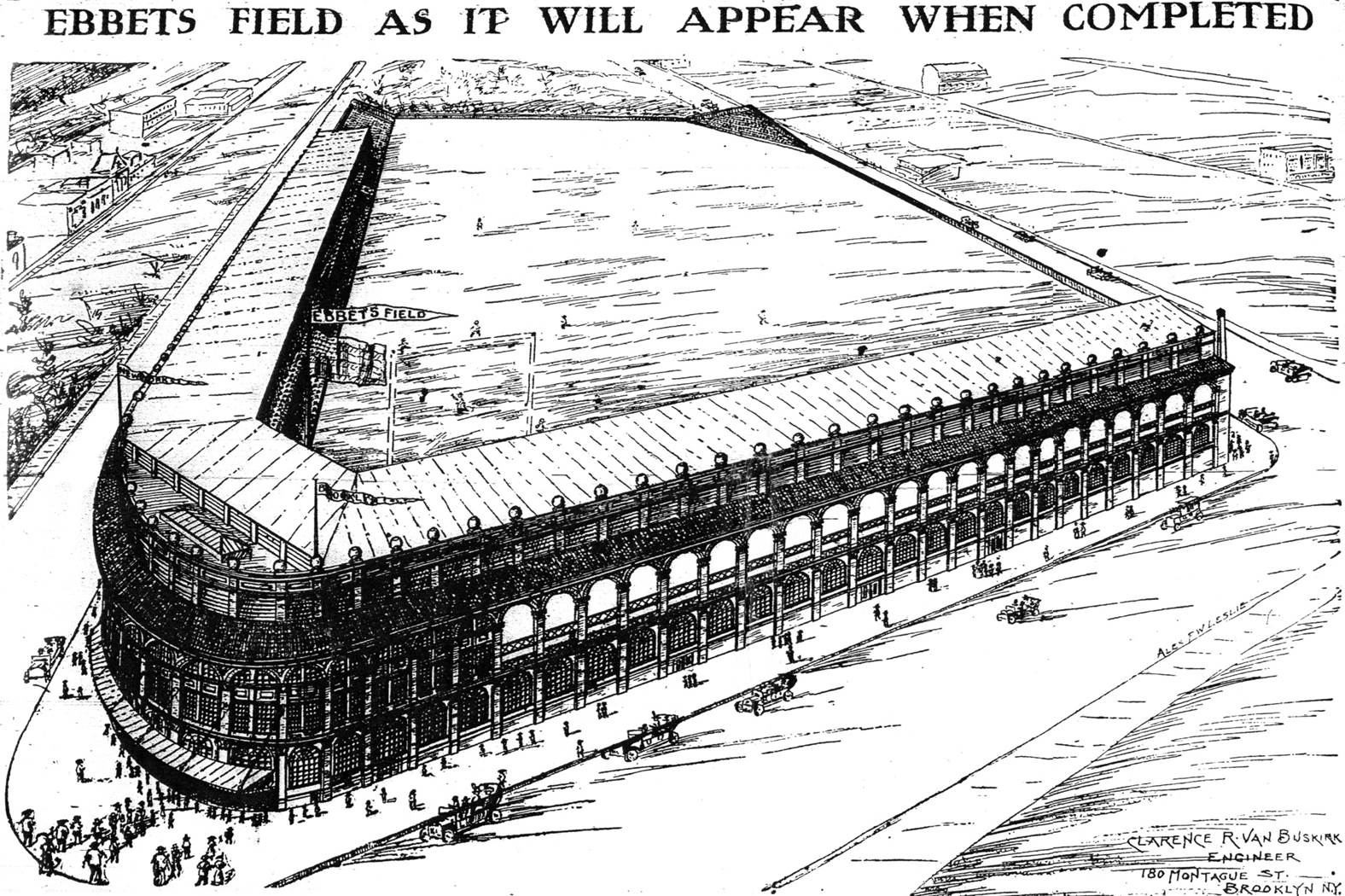 Brooklyn Daily Eagle, April 6, 1912