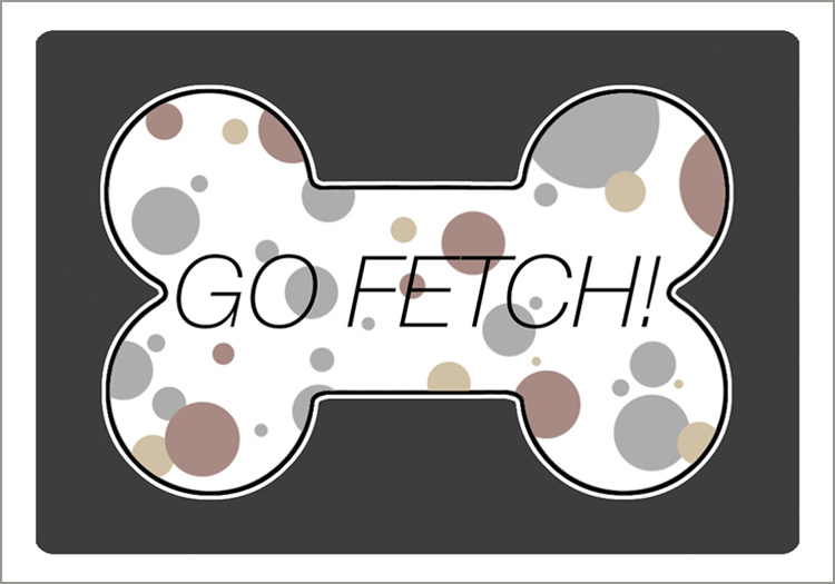 Go Fetch! Card Game - A canine take on a traditional Go Fish/Old Maid card deck.