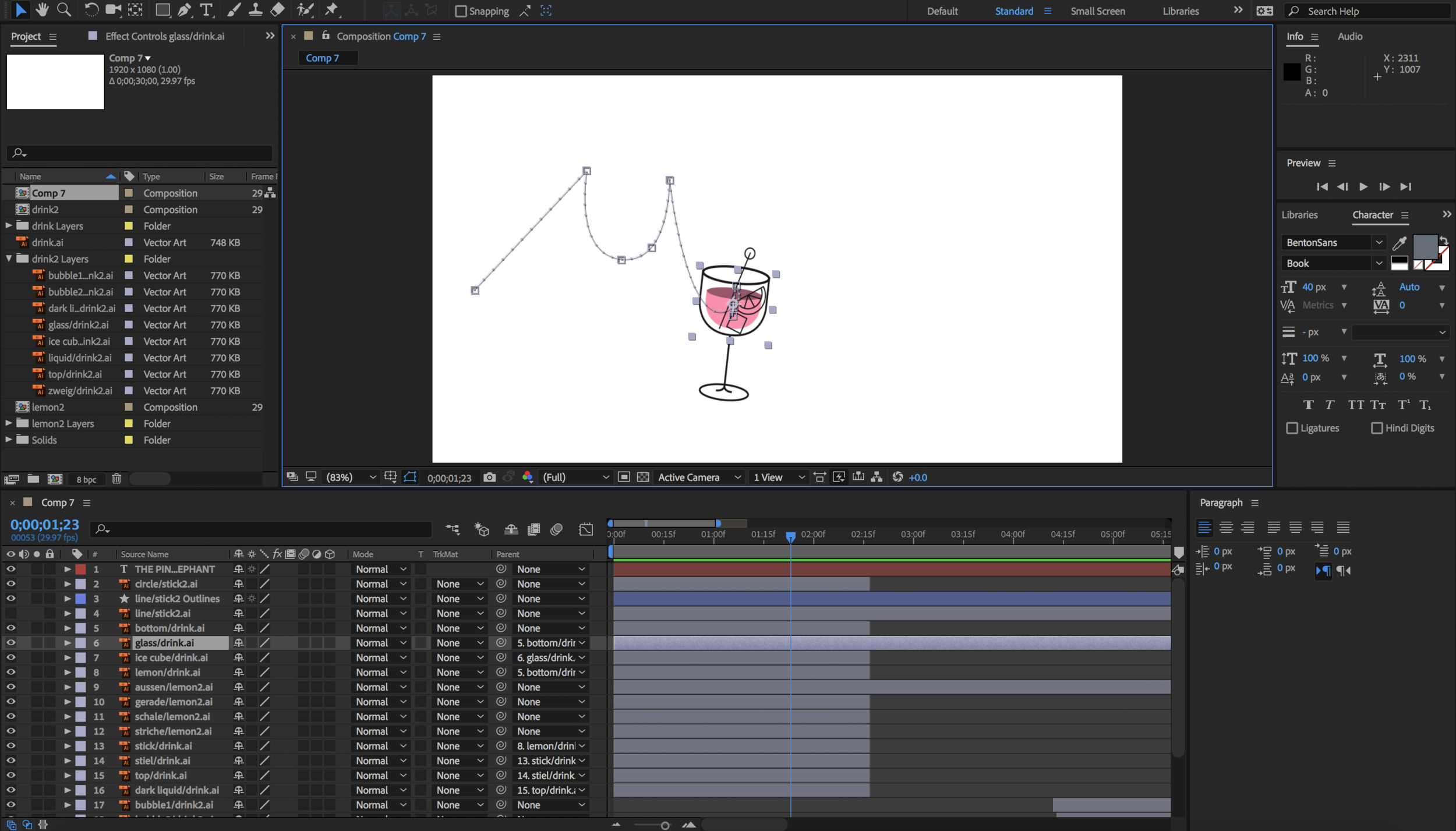 After Effects Insight
