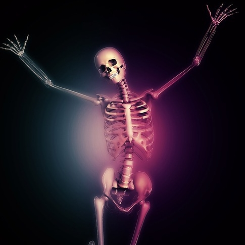 Hooray for feeling great down to your bones!