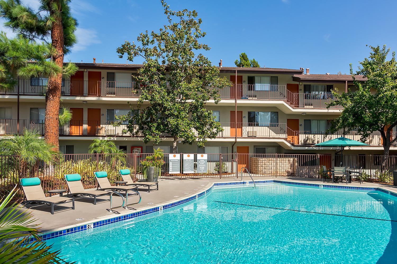 Apartments, Amenities, Pool