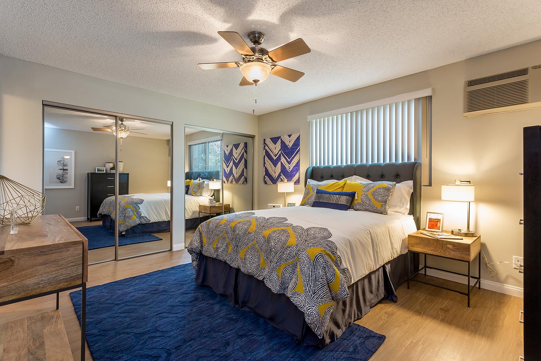 Apartments, Bedroom
