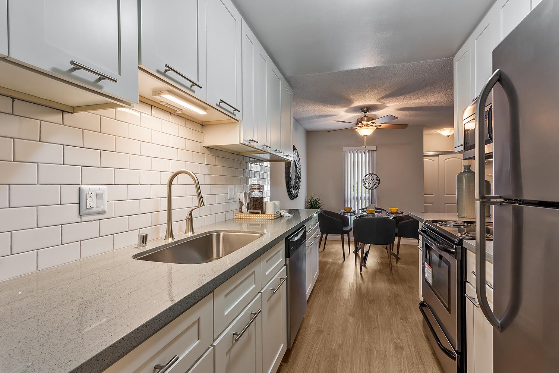 Apartments, Kitchen