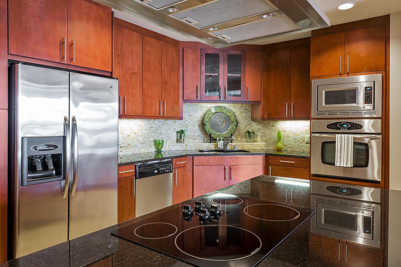 Luxury Apartments, Kitchen