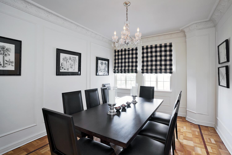 El Royale, Apartments, Dining Room