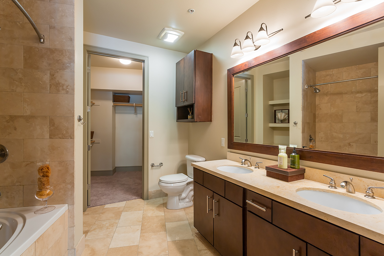 Luxury Apartments, Bathroom