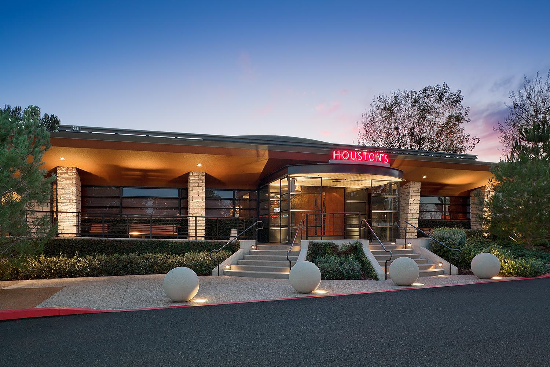 Houstons Restaurant, Irvine, CA