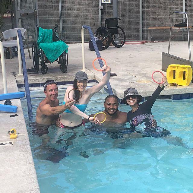 Rockin the Aquatics at Touchstone and Ability 360