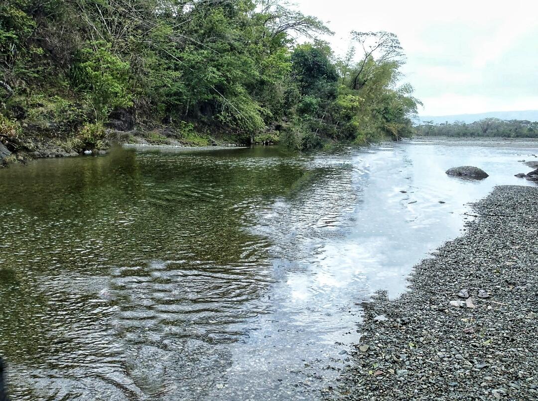 depth-less river