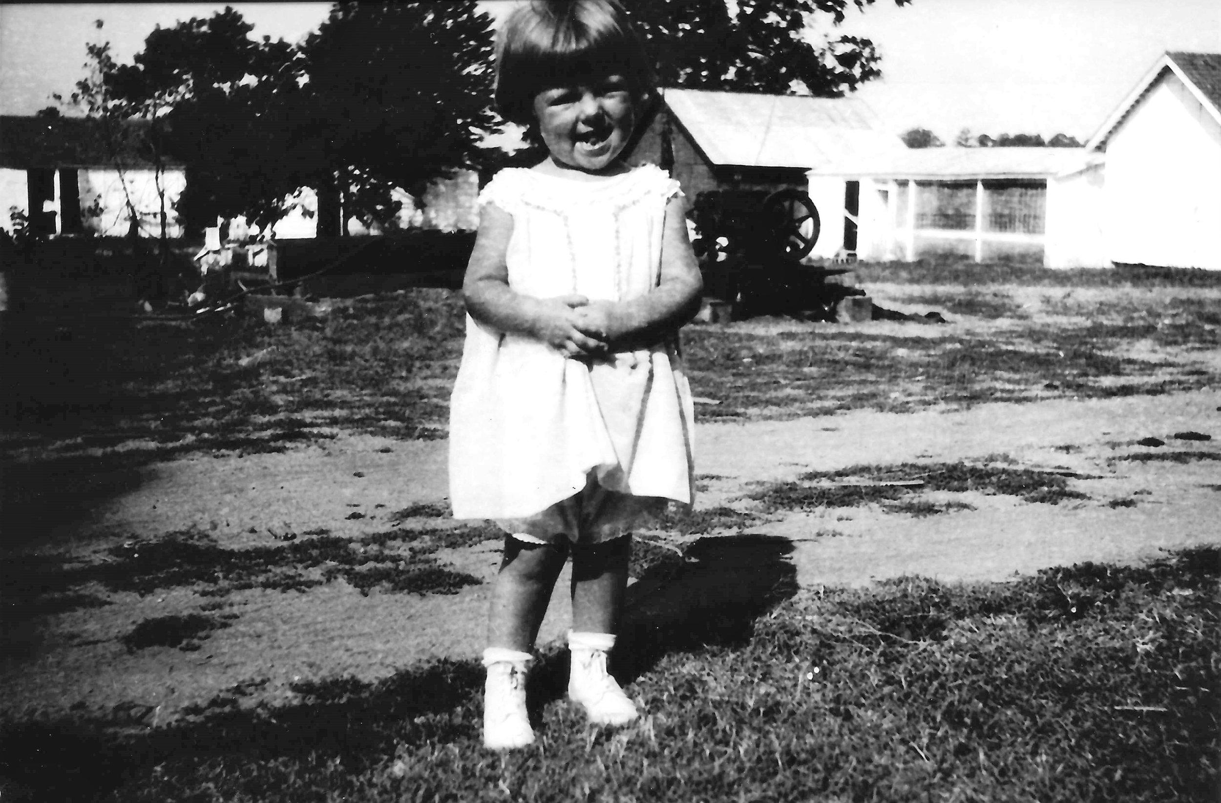 Pippin Photos Mary Pippin circa 1930 facing SW.jpg