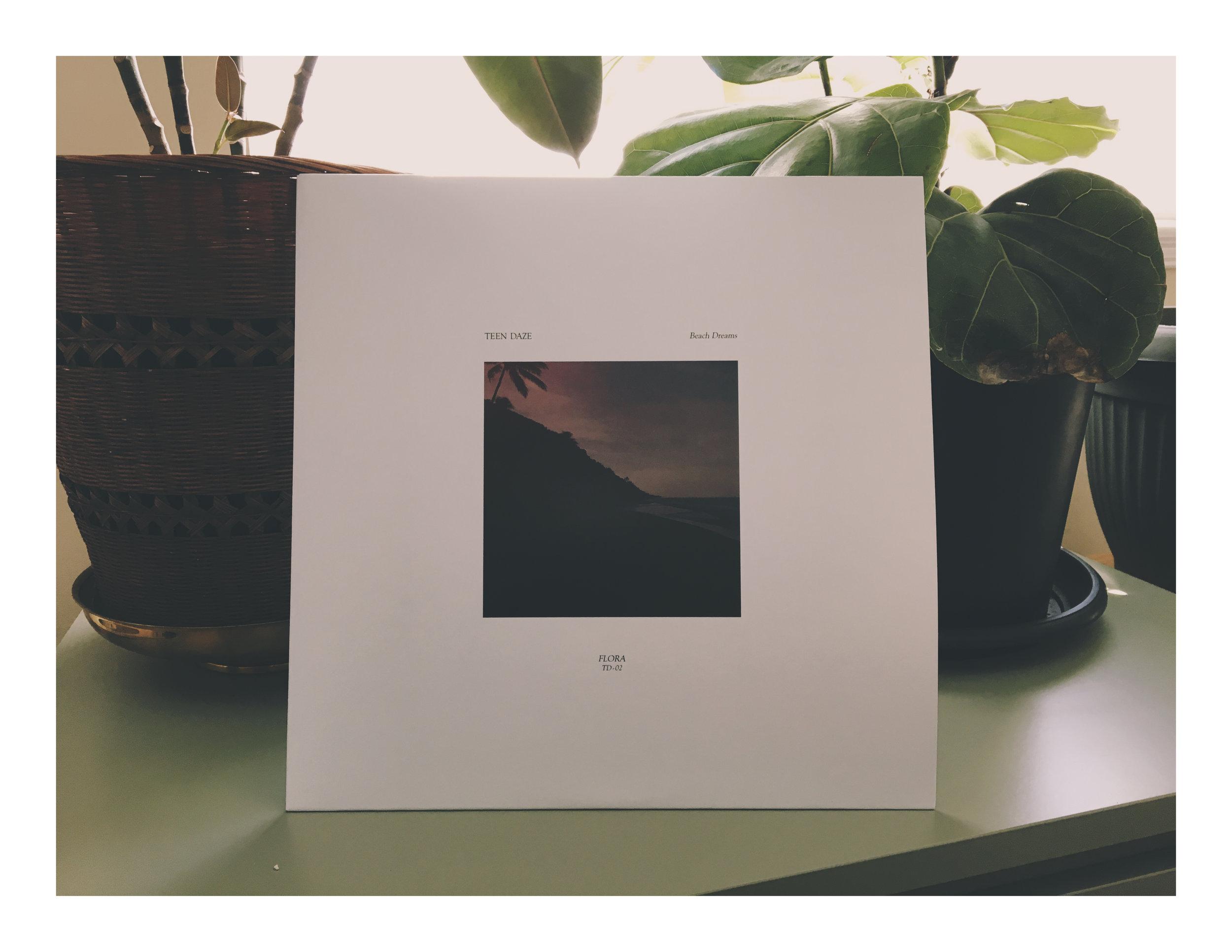 Beach Dreams LP - $15 (plus shipping)