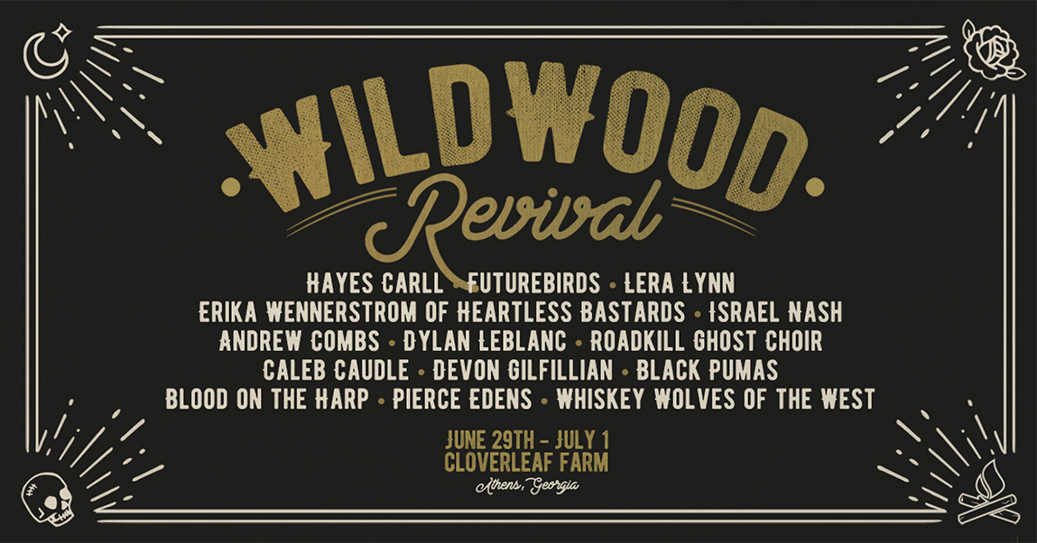 Wildwood Revival. GA. 2018.