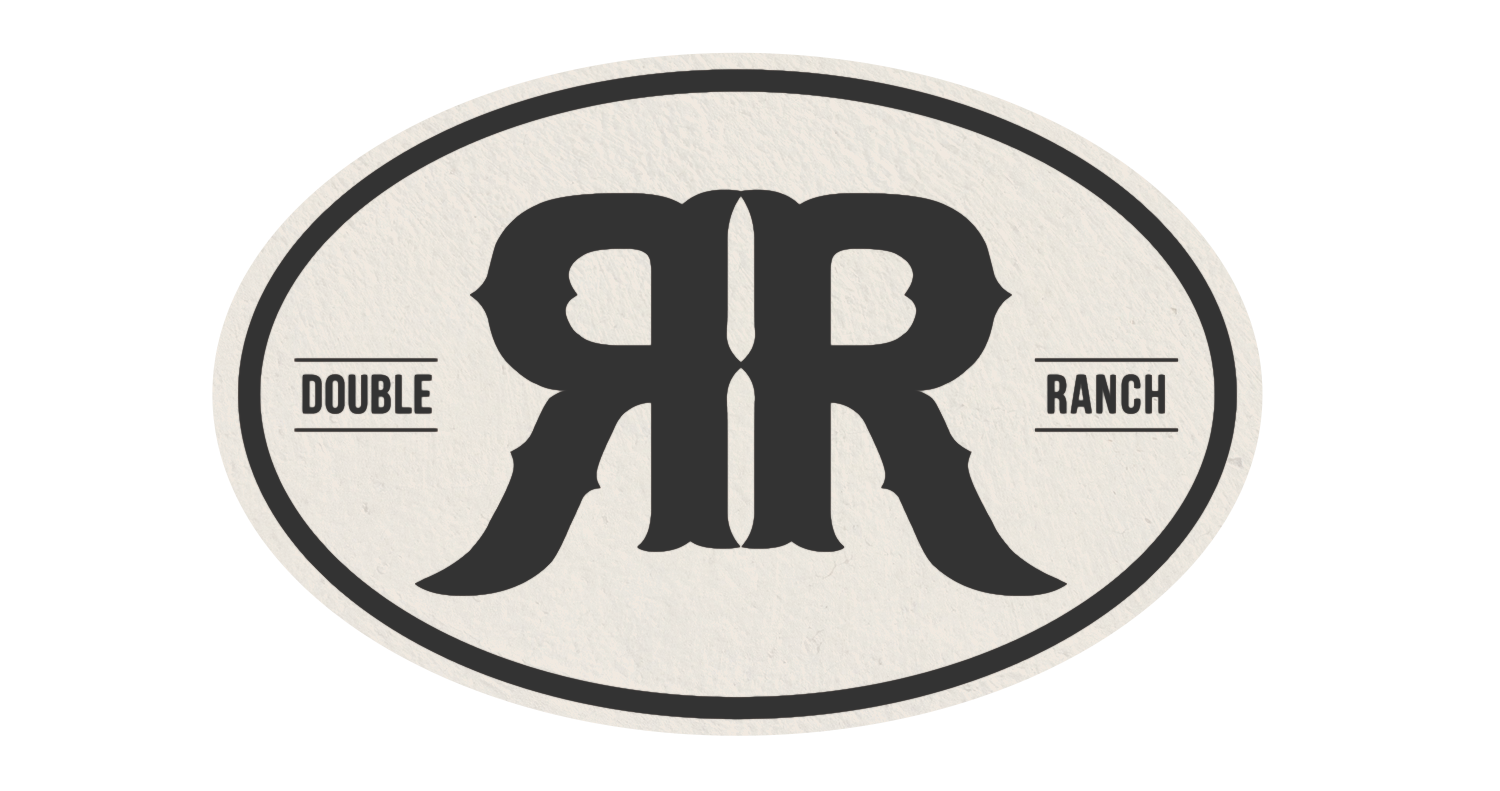 Double R Guest Ranch Logo. 2016.