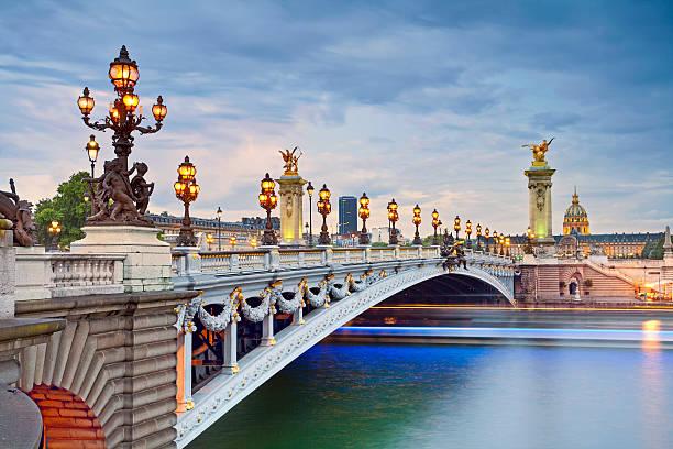 Paris, The City of Light (La Ville Lumière)